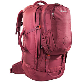 Tatonka Great Escape 60+10 Mochila, bordeaux red